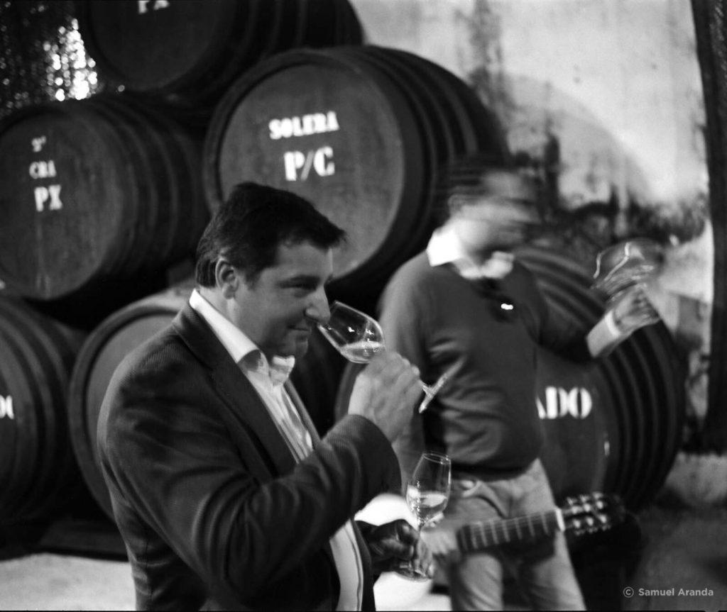 El sumiller Josep Roca.