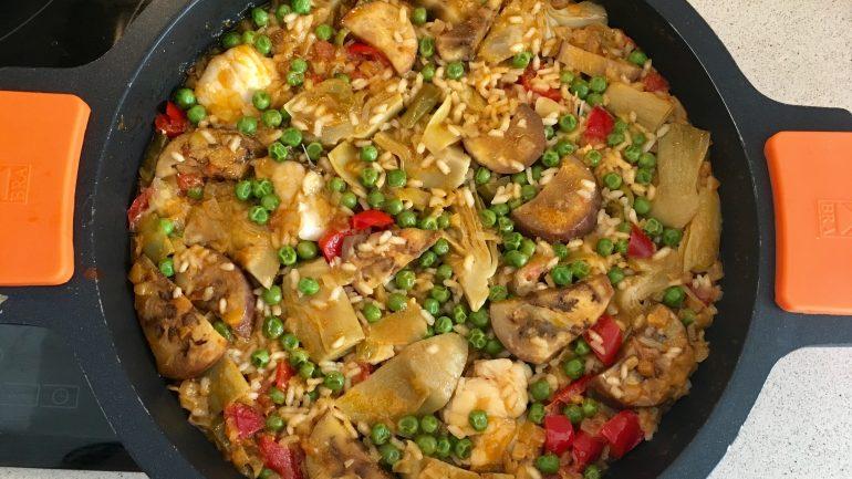 A vueltas con el arroz. Del mejor guiso de España al sushi de Kappo