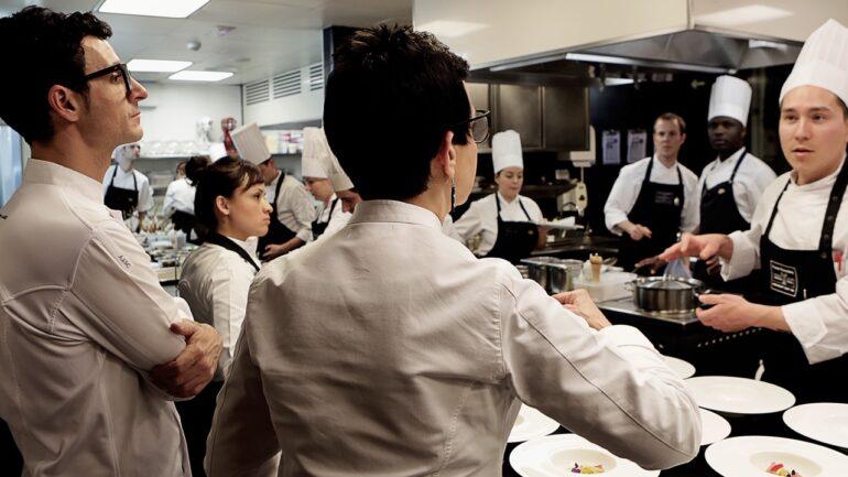 Hoteles españoles de alta cocina