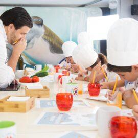 Xanty Elías, promotor de Los Niños se Comen el Futuro.